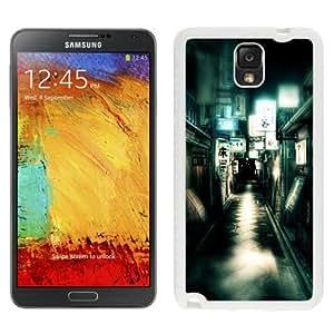 NEW Unique Custom Designed Samsung Galaxy Note 3 N900A N900V N900P N900T Phone Case With Japan Dark Street_White Phone Case wangjiang maoyi by lolosakes