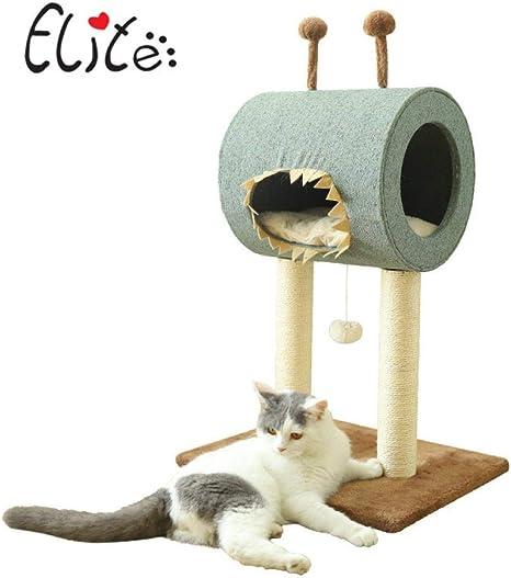 LEEMEMBER - Marco de escalada para gatos, juguete para gatos ...