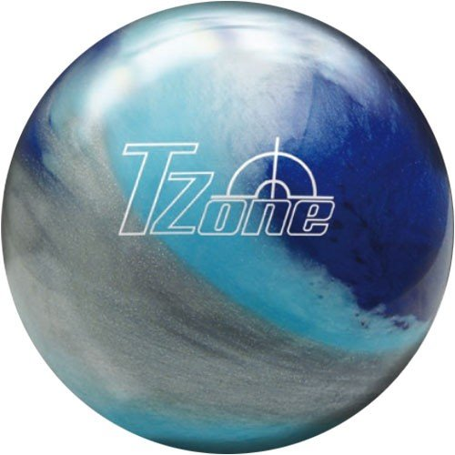 Brunswick T-Zone Arctic Blast Bowling Ball, Arctic Blast, 12 lb by Brunswick