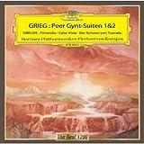 グリーグ:「ペール・ギュント」第1組曲&第2組曲/シベリウス:交響詩「フィンランディア」、悲しきワルツ
