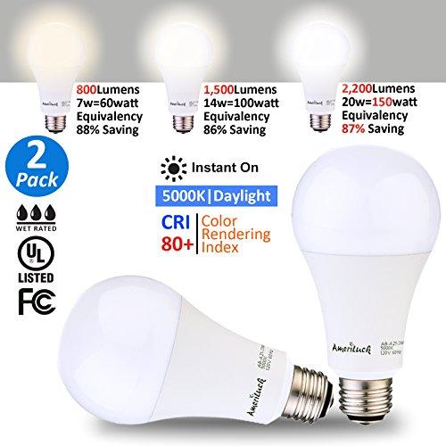 3 Way Led Light Bulb 5000K in Florida - 1