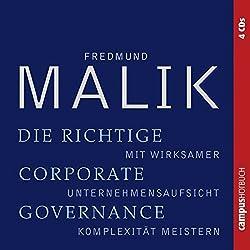 Die richtige Corporate Governance