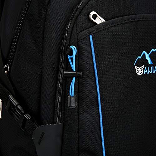 Sacs Loisirs Wild Air Sac Qrange Escalade Voyage Épaules Multi En Olprkgdg Blue À Plein Dos Sport Black Oxford Camping Cloth Rangement fonction Randonnée De color dAOqZ