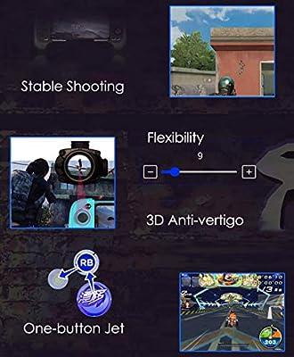 Amazon.com: Docooler STK-7007X - Mando de juego inalámbrico ...