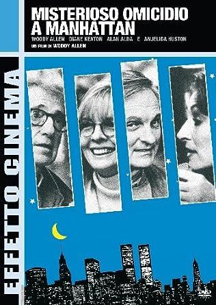 Misterioso Omicidio A Manhattan [Italia] [DVD]: Amazon.es ...