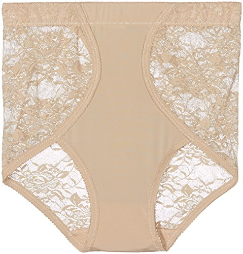 Lace Femme Slip Gainante Beige controllo London lotto 3 nudo Fm Panel di 15 Culotte 5P8qxfcgTw