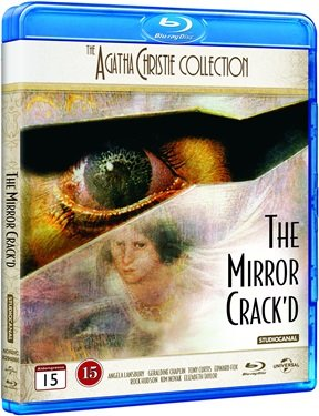 The Mirror Crack'd ( The Mirror Cracked ) [ Blu-Ray, Reg.A/B/C Import - Sweden ] (Mirror Mirror Blue Ray)