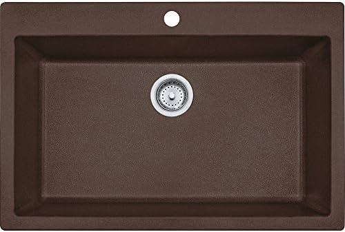 Franke DIG61091-MOC Sink, Large, Mocha