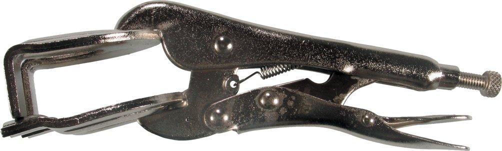 Spezial Schwei/ßer Gripzange//Schwei/ßerzange Feststellzange Zange L/änge 230 mm geschmiedet