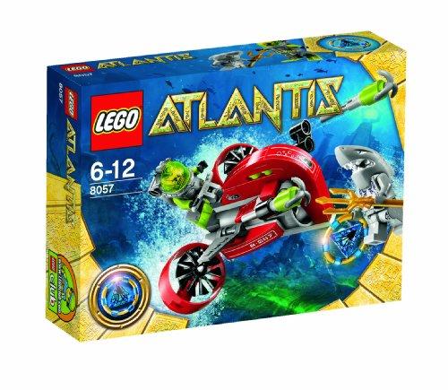 lego atlantis 8057