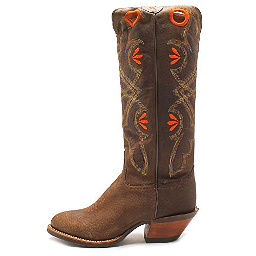 Tony Lama 3R2403L B Western Boot Brown - Cafe 1RAoR