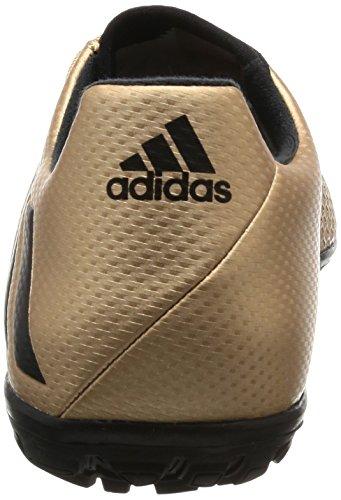 adidas MESSI 16.3 TF - Botas de fútbol Línea Messi para Hombre, Bronce - (COBMET/NEGBAS/VERSOL) 48