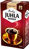 Paulig Juhla Mokka - Fine Grind - Filter Blend Ground Coffee - Bag 500g (Finland) (12 Bags (Save 50%))