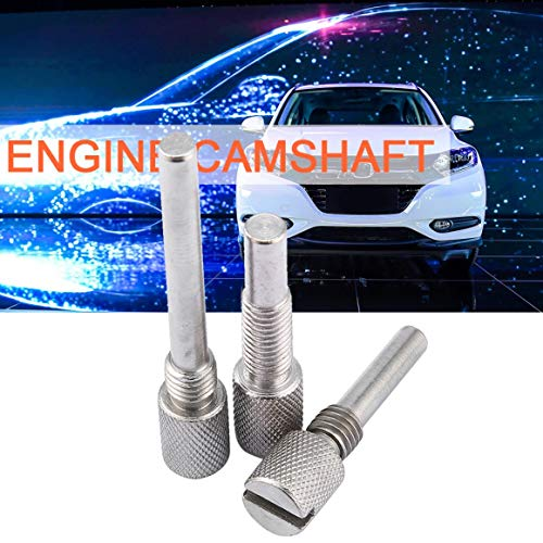 Funnyrunstore 5Pcs Kit de sincronización del árbol de levas del motor Ajuste de bloqueo Kit de herramientas de reparación de alineación para Ford Puma Focus ...