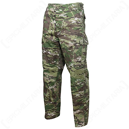 Us Bdu Trousers - 2