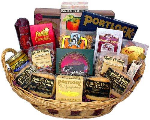 Taste of the Northwest Gift Basket