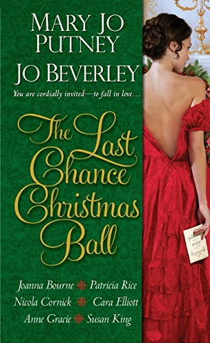 The Last Chance Christmas Ball (Bourne Joanna)