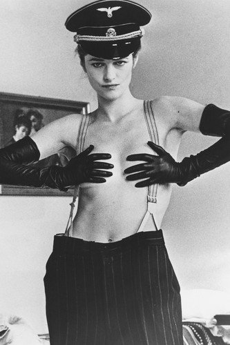 Charlotte Rampling as Lucia Atherton in The Night Porter 24x36 Poster ()