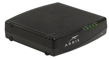 amazon co jp arris touchstone cable modem cm820 docsis 3 0 8x4 by