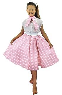 I Love Fancy Dress. ilfd7014os Mujer Corto Lunares Falda (Talla ...