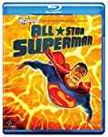 Cover Image for 'All-Star Superman (Blu-ray/DVD Combo + Digital Copy)'
