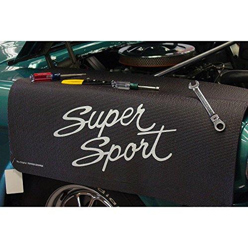- Drake Super Sport Script Fender Gripper Cover