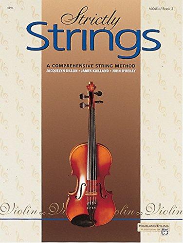 (Strictly Strings, Bk 2: Violin)