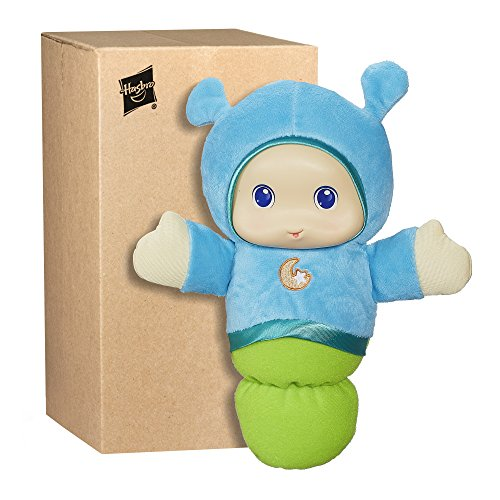 518%2BS2zx90L - Playskool Lullaby Gloworm Toy, Blue (Amazon Exclusive)