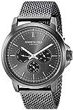 Kenneth Cole New York Men's KC50689003 Analog Display Quartz Grey Watch