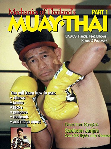 Muay Thai Mechanics of Basics, Hands, Shifting and Elbows PART #1 - Muay Thai Punches