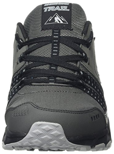 Plan charcoal Baskets Skechers Gris Homme black Escape ZXqnBxw5BH