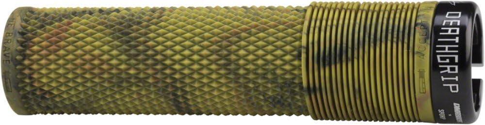 DMR Brendog Death Grip: Flangeless Thick Black Lock-On