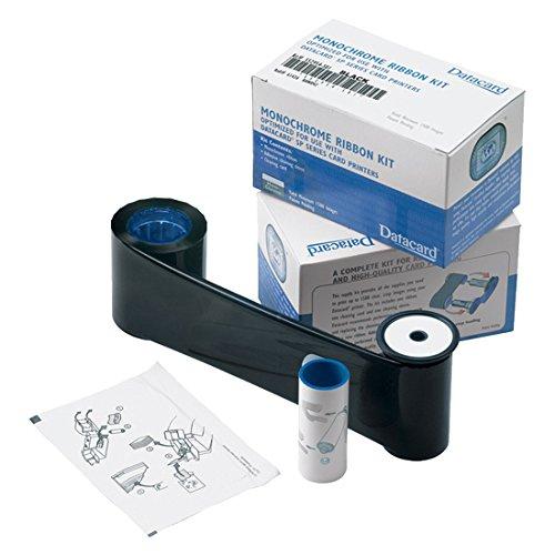 Datacard Black Monochrome Ribbon Kit - K HQ - 532000-053 ()
