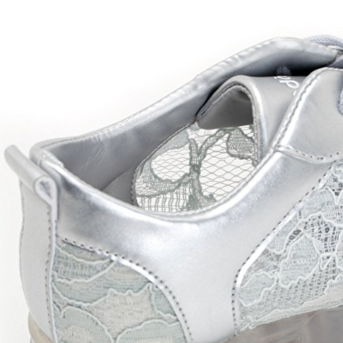 Scarpe Donna Argento Estrada'sport Sneakers amp;Scarpe vwBUB