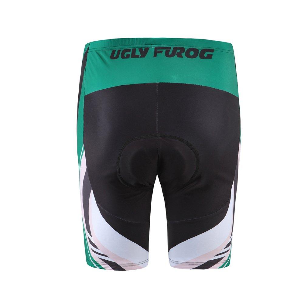 UGLYFROG Bike Wear Radsport Uomo Pantaloni with Gel Pad Cycle Short Pants 02