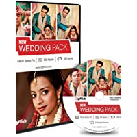 New Wedding Pack - Album Designing Software for Wedding Photographers
