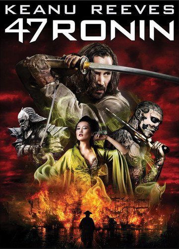 47 Ronin (3d Dvd Movies New Releases)
