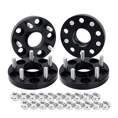 Top wheel spacers 5×114.3 64.1 20mm for 2019