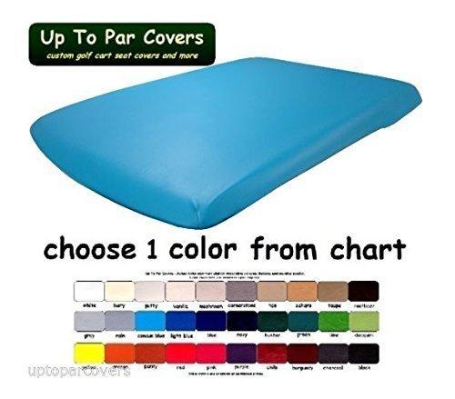 e-z-go-club-car-yamaha-no-stripe-golf-cart-custom-vinyl-canopy-roof-cover-choose-your-model-and-colo