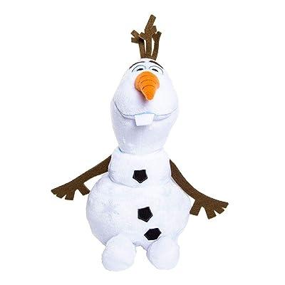 Disney Frozen 2 Olaf Plush Toy 10.5 inch: Toys & Games
