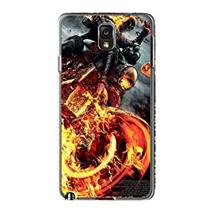 Shock-Absorbing Hard Phone Cover For Samsung Galaxy Note3 (xqW837bmPP) Customized High-definition Ant Man Series