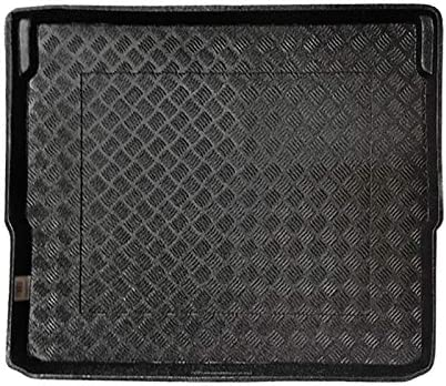 Black Carpet Insert carmats4u To fit 3008 2017 Fully Tailored PVC Boot Liner//Mat//Tray