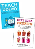 GIVE & TEACH ONLINE BUSINESS: Start Selling Gift Ideas & Teaching People on Udemy (Duo Training)