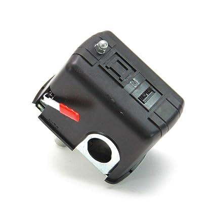 Craftsman 157j2 Compresor De Aire Interruptor De Presión Y Manual Interruptor