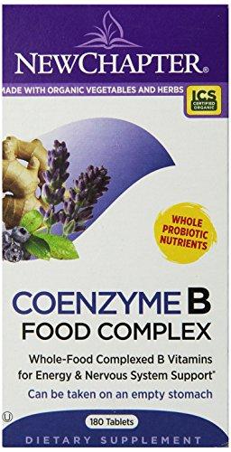 Complexes alimentaire nouveau chapitre Coenzyme B, 180 comprimés
