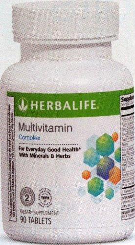 HERBALIFE - FORMULA 2 MULTIVITAMIN COMPLEX - 90 CAPSULES