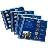 Leuchtturm 343295 Complemento-suplemento para álbum NUMIS, de 2 Euros 2012/2013
