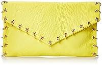 Ash Frankie Clutch, Acid Yellow, One Size