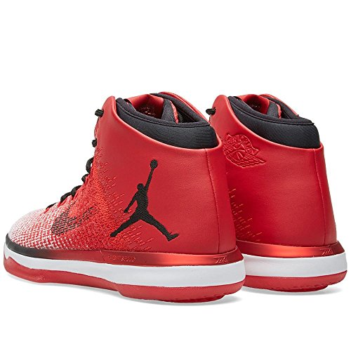 Nike Mens Air Jordan XXXI Basketball Shoes Varsity Red/Black/White 845037-600 Size 13 4ZNnljjoZ