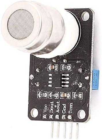 SNOWINSPRING MG811 Carbon Dioxide Gas CO2 Sensor Module Detector with Analog Signal Output 0-2V